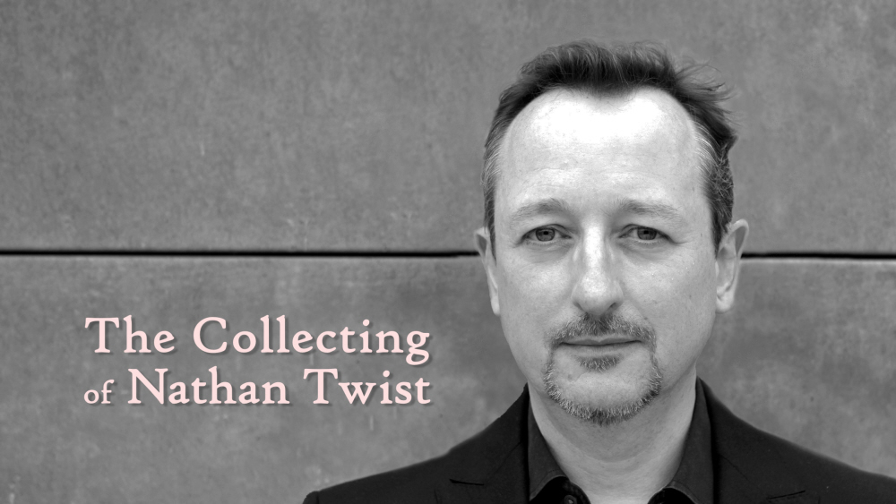 The Collecting of Nathan Twist - Matthew Crampton low res